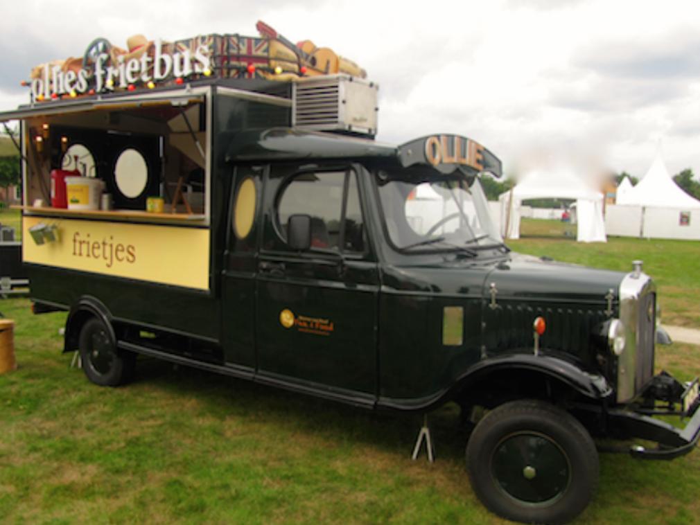 friet truck