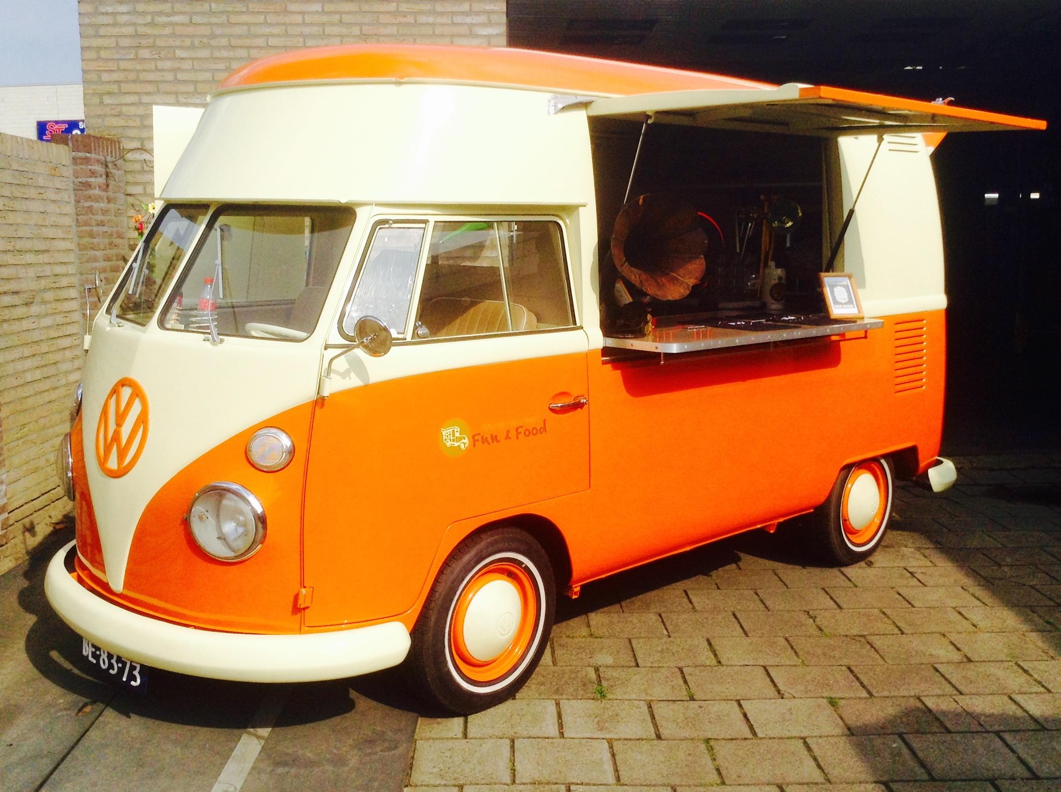 food truck tapwagen