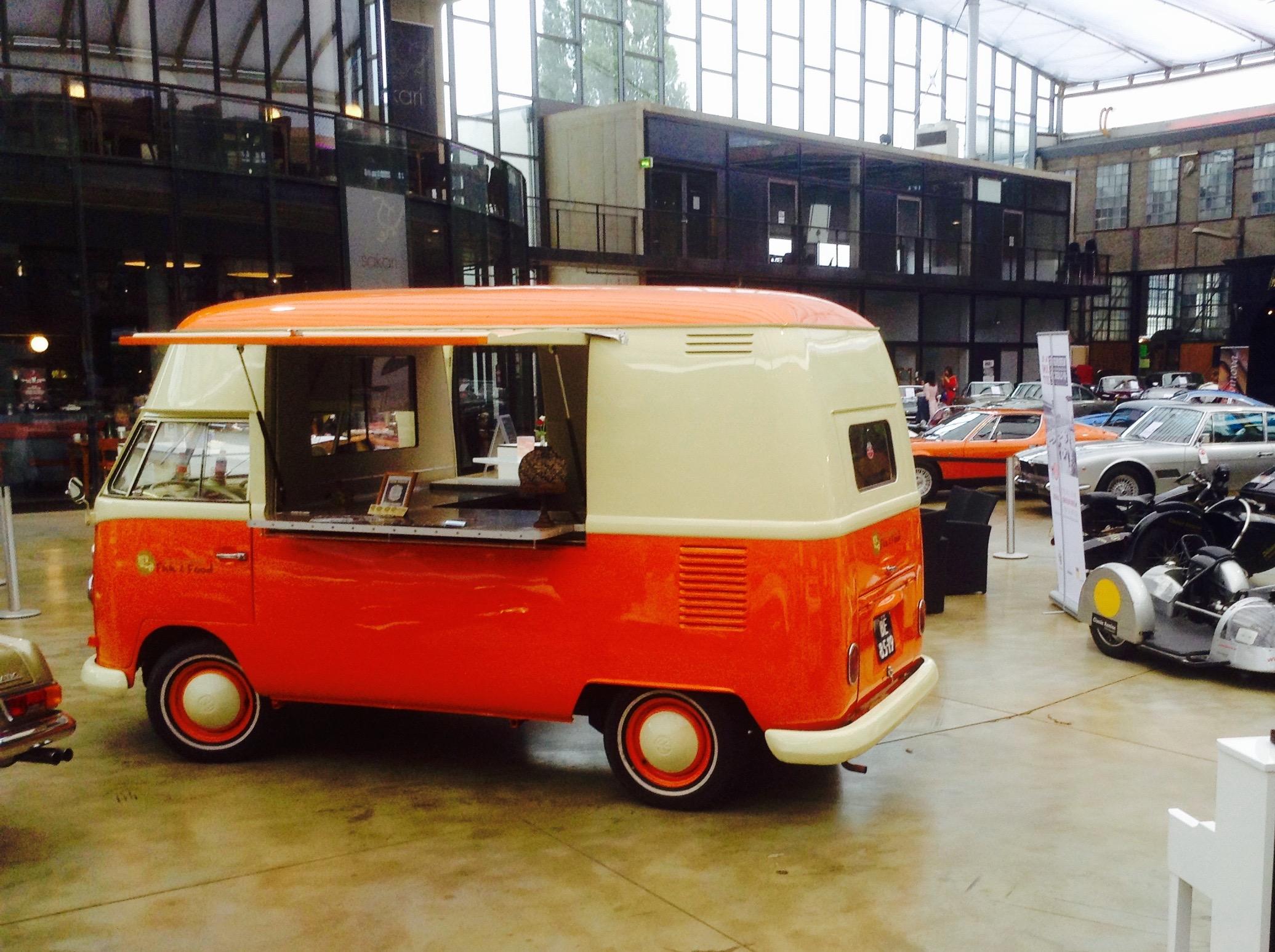 foodtruck VW beenham