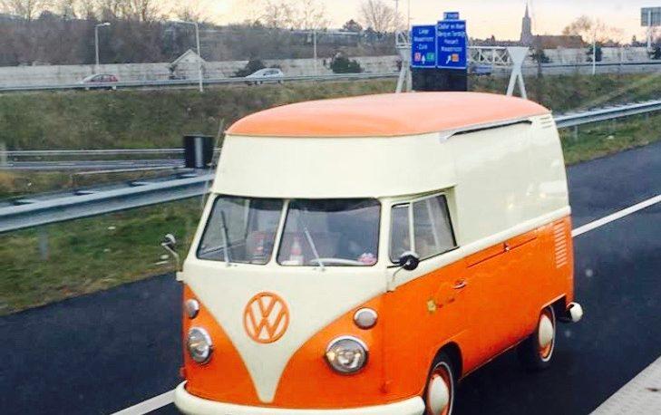 Volkswagen foodtruck