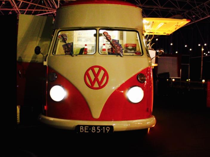 foodtruck Volkswagen