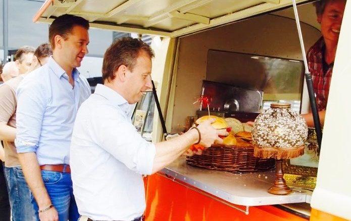 foodtruck bedrijfsfeest