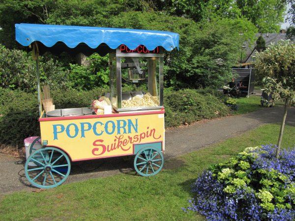 food truck popcorn