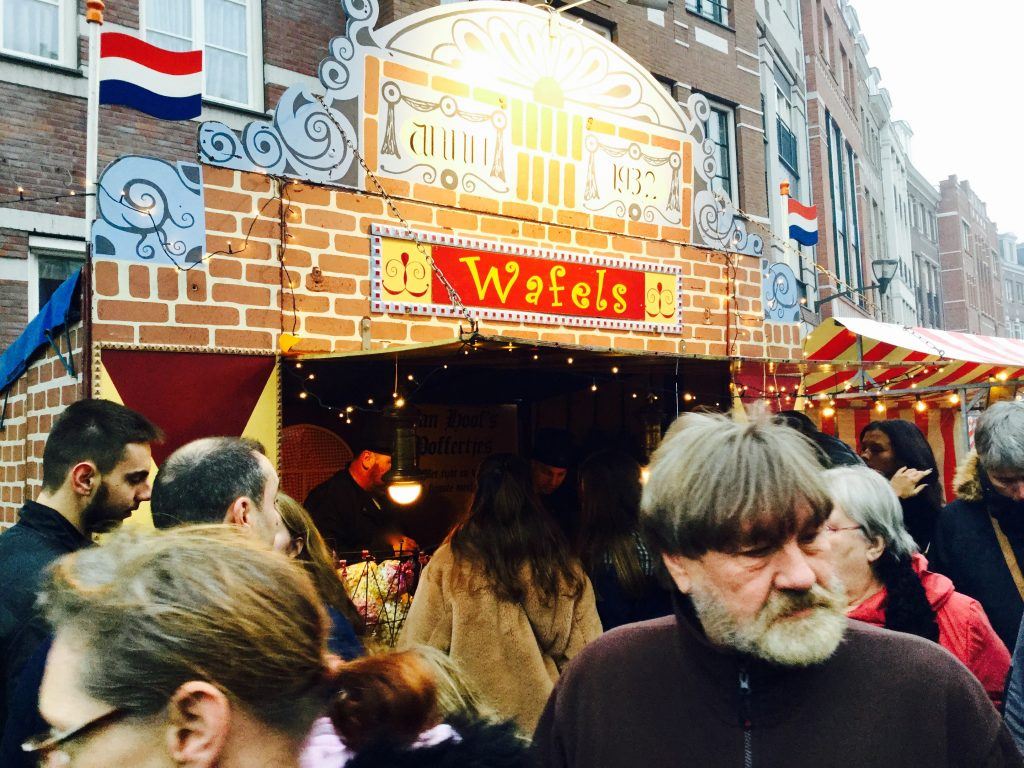 warme wafels