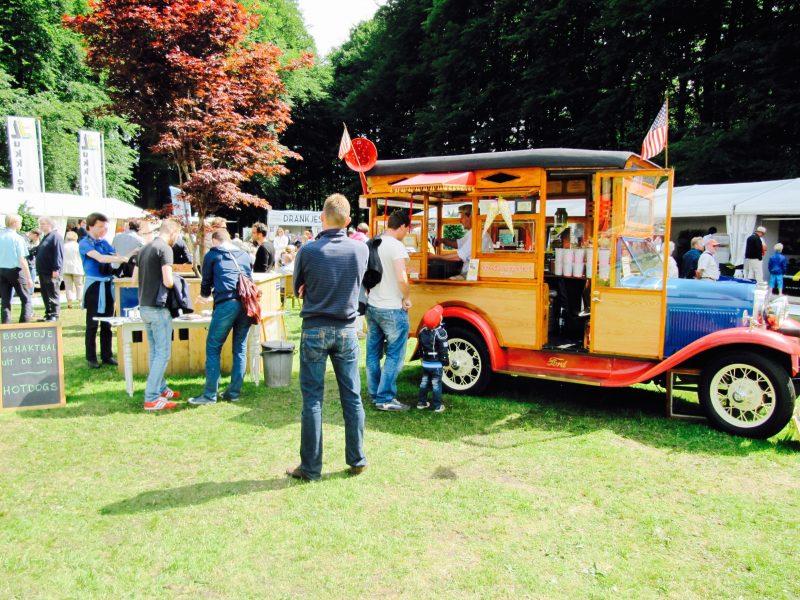 evenement catering food truck