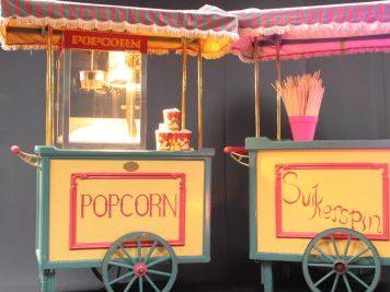 popcorn verhuur