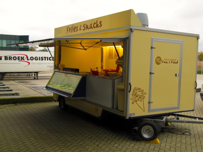 partycatering friet snacks