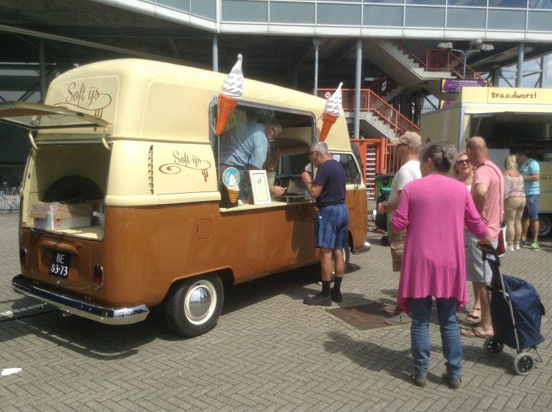 ijswagen catering