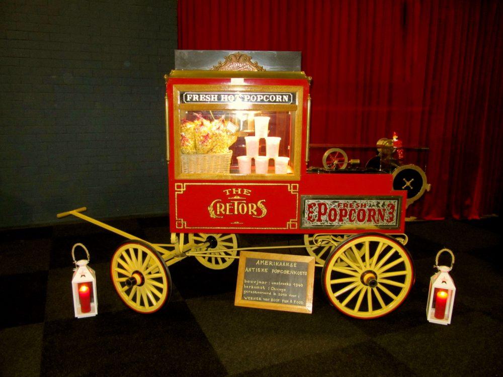 popcorn food truck