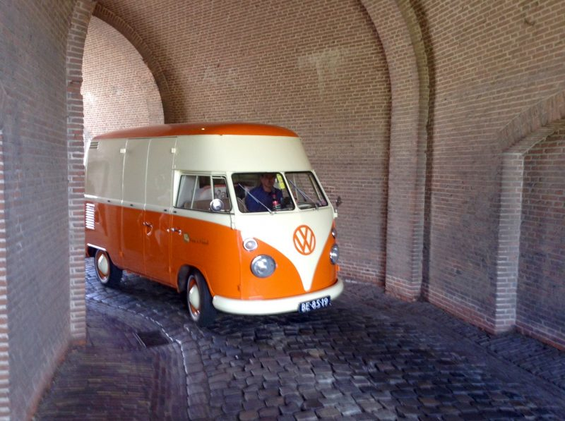 VW bus T1 High Roof