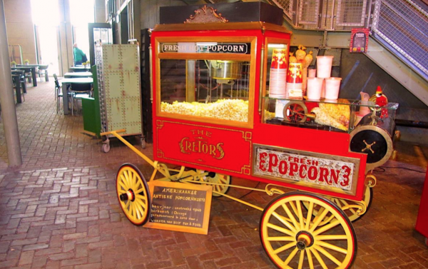 popcornkoets
